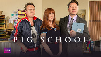 Netflix box art for Big School - Season 1