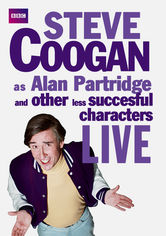 Steve Coogan As Alan Partridge & Other Less Successful Characters
