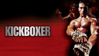 Netflix box art for Kickboxer