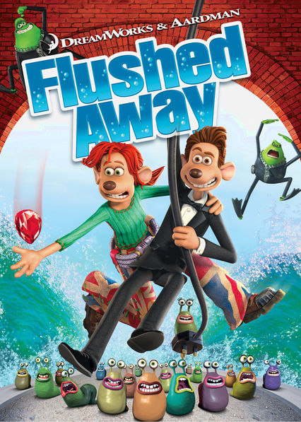 Flushed Away Netflix PH (Philippines)