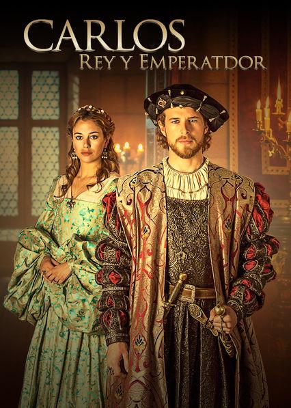 Carlos, Rey Emperador Netflix ES (España)