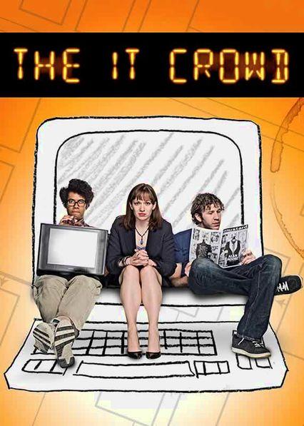 The IT Crowd Netflix PR (Puerto Rico)