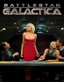 Battlestar Galactica: Season 2.5: The Captain's Hand