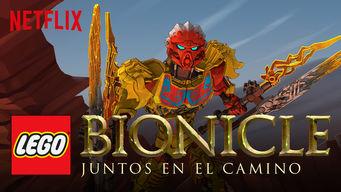 LEGO Bionicle: Juntos en el camino