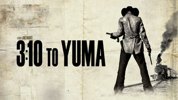 Netflix box art for 3:10 to Yuma