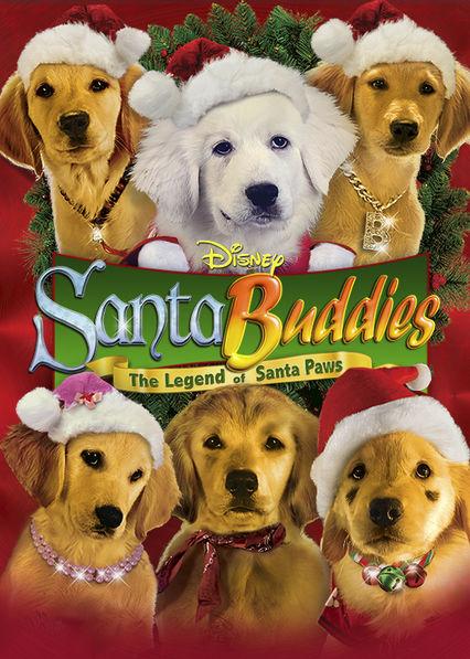 Santa Buddies Netflix BR (Brazil)