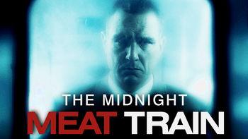 Netflix box art for The Midnight Meat Train