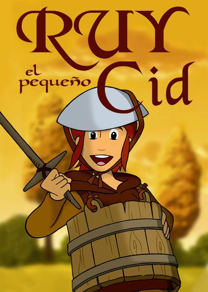 Carátula de Ruy, el pequeño Cid