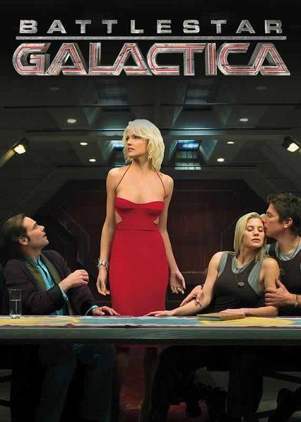 Battlestar Galactica Netflix ES (España)