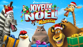 DreamWorks: Joyeux Noël de Madagascar