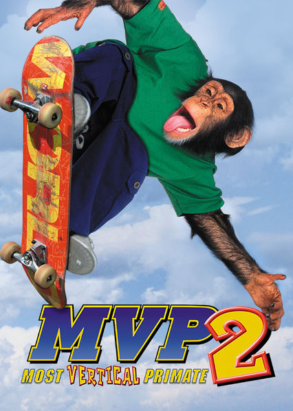 MVP 2:  Most Vertical Primate Netflix UK (United Kingdom)
