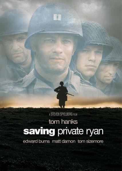 Saving Private Ryan Netflix AU (Australia)