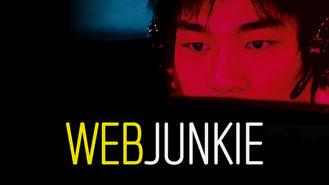 Netflix box art for Web Junkie