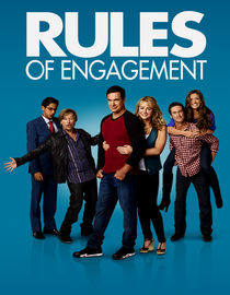 Rules of Engagement: Season 5: Uh-oh It's Magic