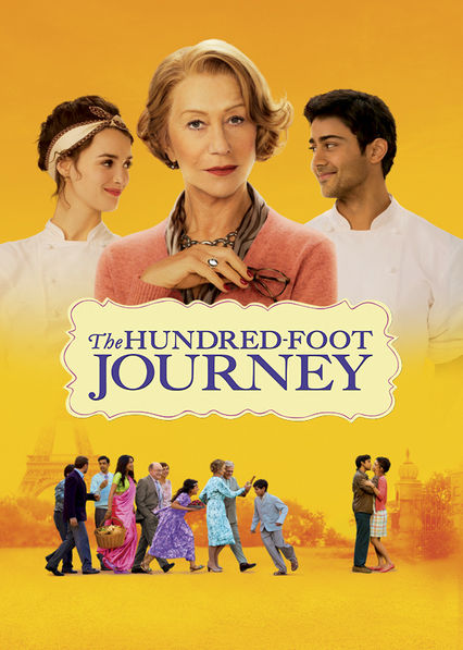 The Hundred-Foot Journey Netflix AR (Argentina)