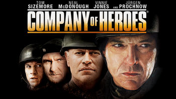 Netflix box art for Company of Heroes