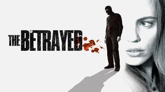 Netflix box art for The Betrayed