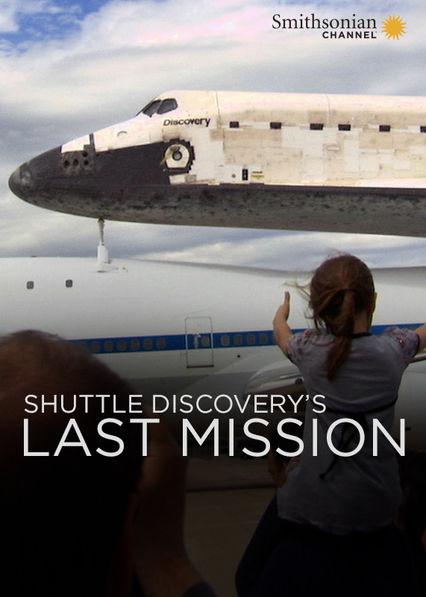 Shuttle Discovery's Last Mission Netflix PR (Puerto Rico)