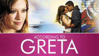 Netflix box art for According to Greta