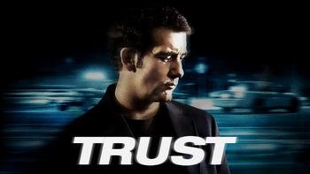 Netflix box art for Trust