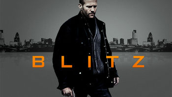 Netflix box art for Blitz