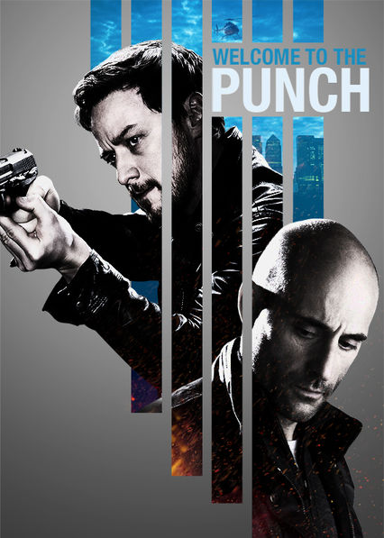 Welcome to the Punch Netflix UK (United Kingdom)
