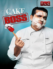 Cake Boss: Season 3: Helmet Cake, Healthy Mauro & Huge Train Cake