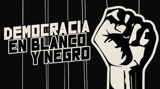 Netflix box art for Democracia em preto e branco