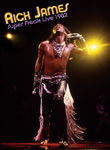 Rick James: Super Freak Live 1982 Poster