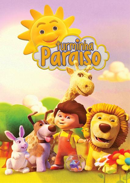Turminha Paraiso Netflix BR (Brazil)