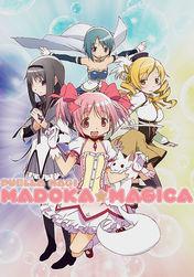 Madoka Magica | filmes-netflix.blogspot.com.br