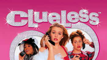 Netflix box art for Clueless