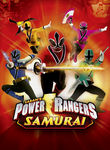 Power Rangers Samurai Poster