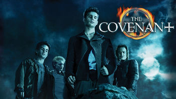 Netflix box art for The Covenant