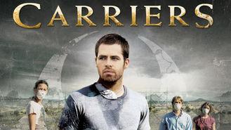 Netflix box art for Carriers