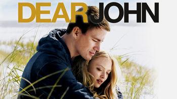 Netflix box art for Dear John