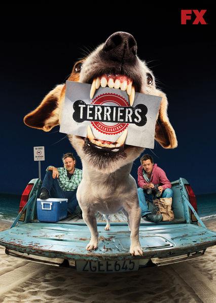 Terriers Netflix AR (Argentina)