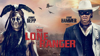 Is The Lone Ranger on Netflix France?
