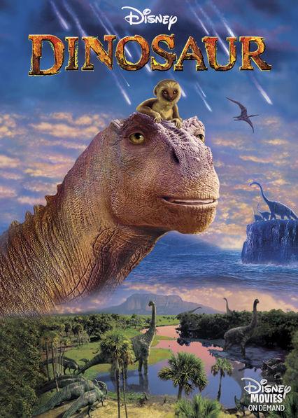 Dinosaur Netflix MX (Mexico)