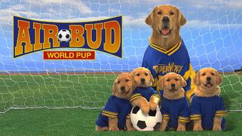 Netflix box art for Air Bud: World Pup