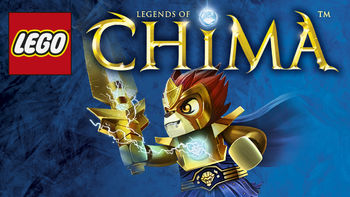 Netflix box art for LEGO: Legends of Chima - Season 1
