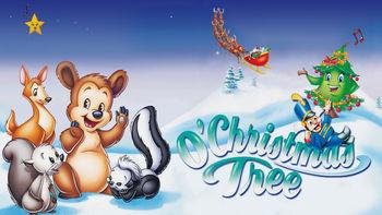 Netflix box art for O' Christmas Tree