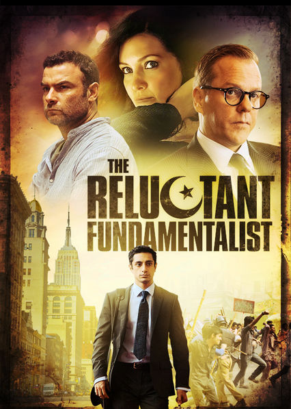 The Reluctant Fundamentalist Netflix AR (Argentina)