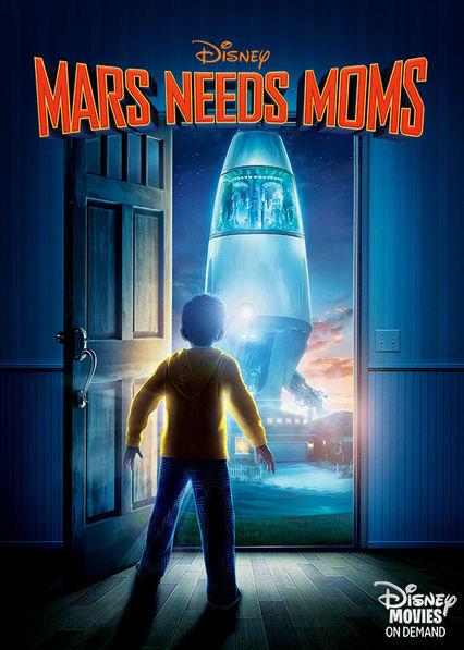 Mars Needs Moms! Netflix ES (España)