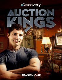 Auction Kings: Season 1: Triumph Chopper / Ruby Necklace