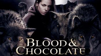 Netflix box art for Blood & Chocolate