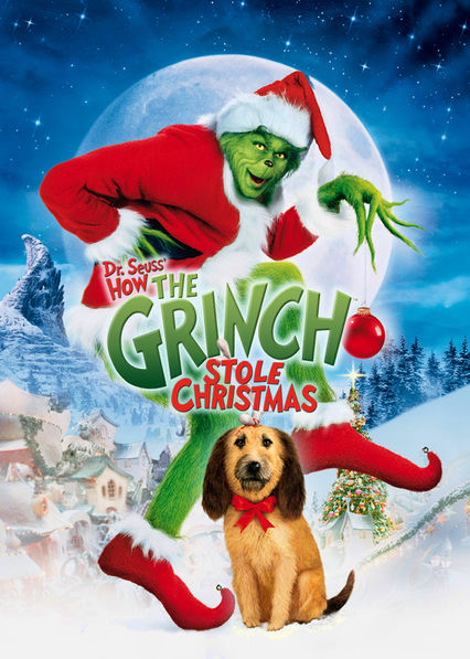 How the Grinch Stole Christmas Netflix PH (Philippines)