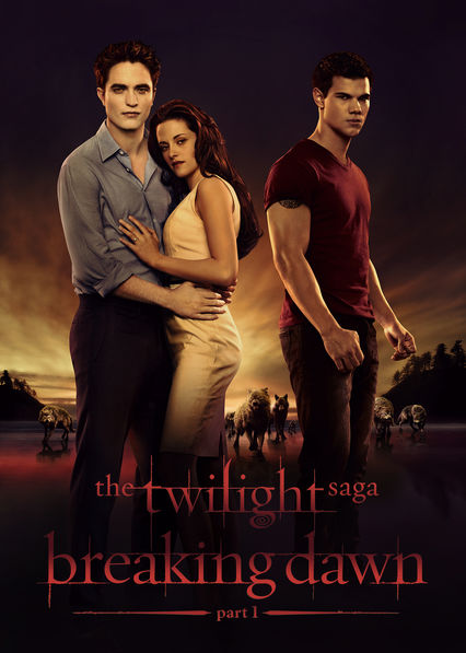 The Twilight Saga: Breaking Dawn: Part 1 Netflix ES (España)