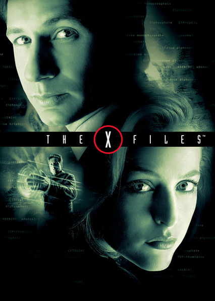 The X-Files Netflix BR (Brazil)