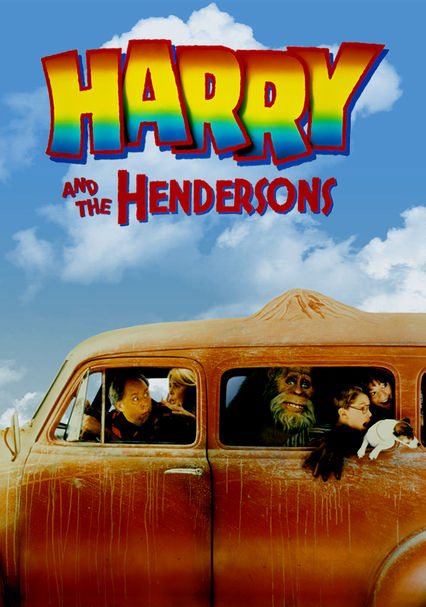 Harry and the Hendersons Netflix MX (Mexico)
